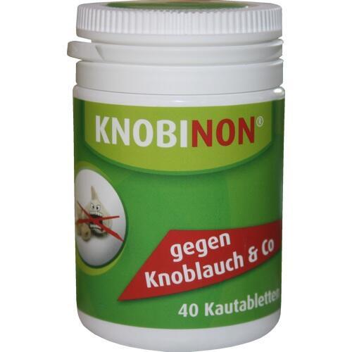 KNOBINON Kautabletten Dose