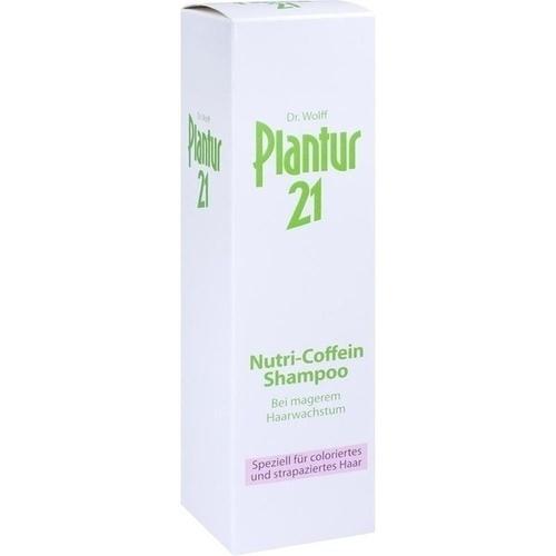 PLANTUR 21 Nutri Coffein Shampoo