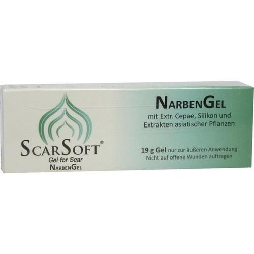 SCARSOFT Narben Gel 19 g