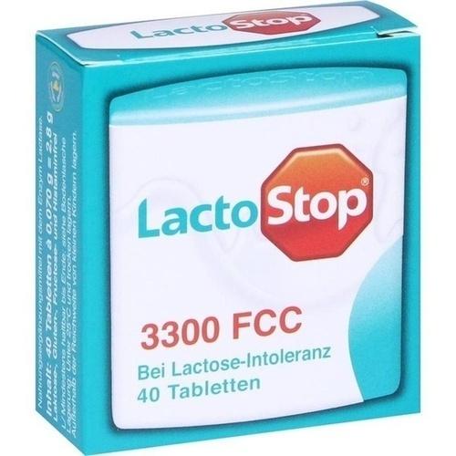 LACTOSTOP 3.300 FCC Tabletten Klickspender