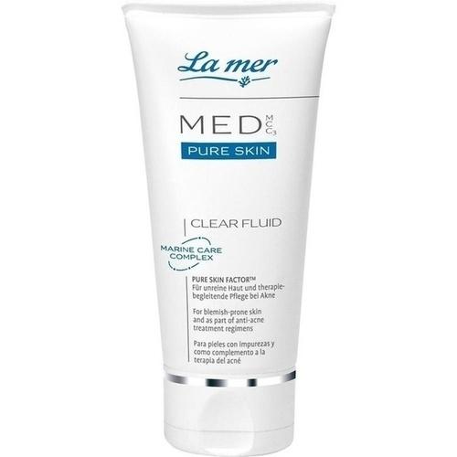 LA MER MED Pure Skin Clear Fluid ohne Parfüm