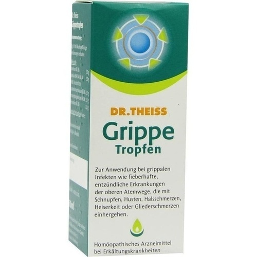DR. THEISS Grippetropfen