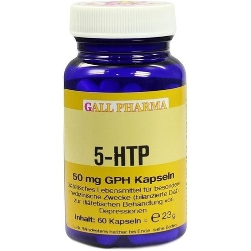 5-HTP 50 mg GPH Kapseln