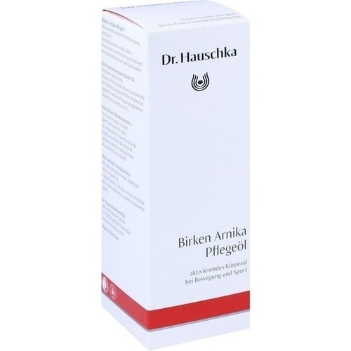 DR.HAUSCHKA Birken Arnika Pflegeöl