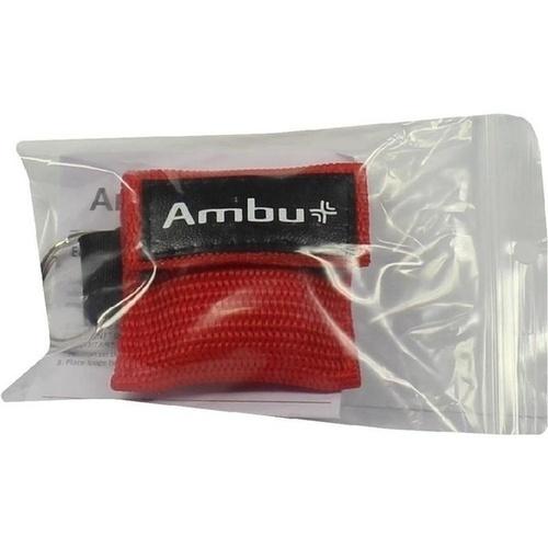 AMBU LifeKey Softcase rot
