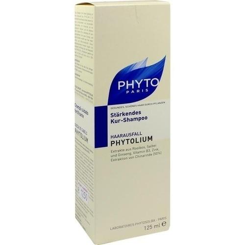 PHYTOLIUM stärkendes Shampoo b.Haarausf.