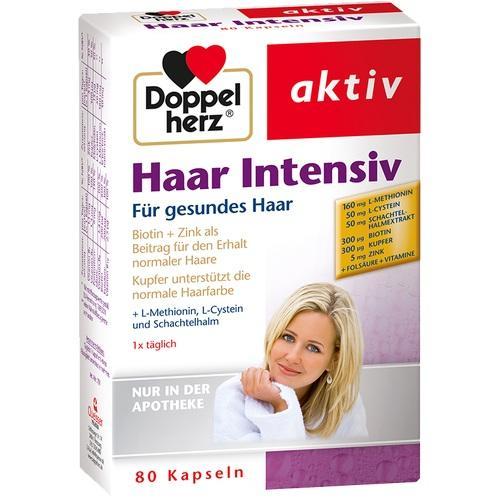 Doppelherz Haar Intensiv Capsules