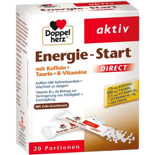 DOPPELHERZ Energie-Start DIRECT Pellets