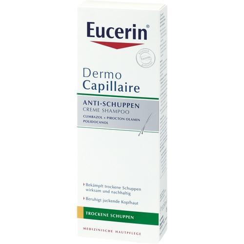 EUCERIN DermoCapillaire Anti-Schuppen Creme Shamp.