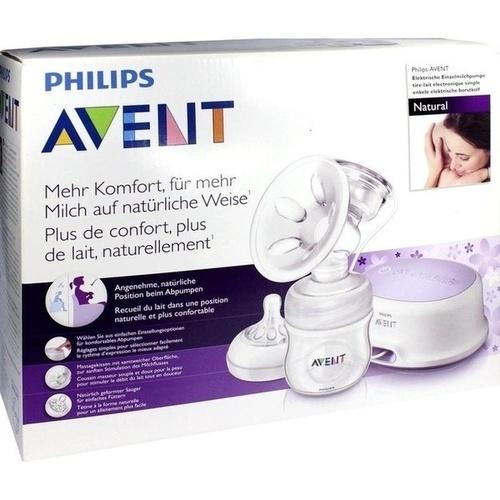 AVENT Elektrische Einzelmilchpumpe Komfort
