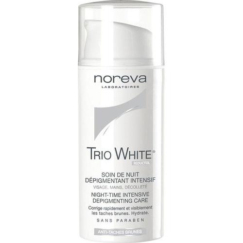 NOREVA TRIO WHITE Nachtpflege