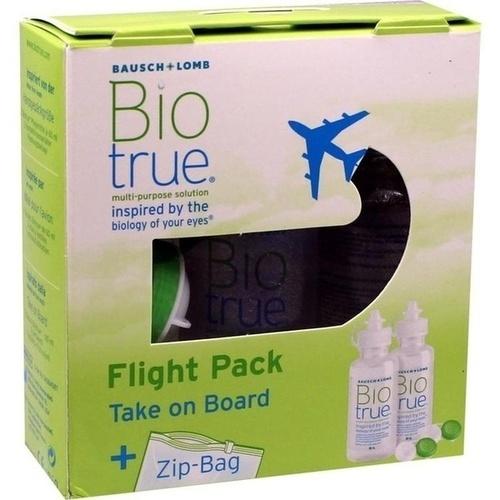 BIOTRUE All in one Lösung Flight Pack