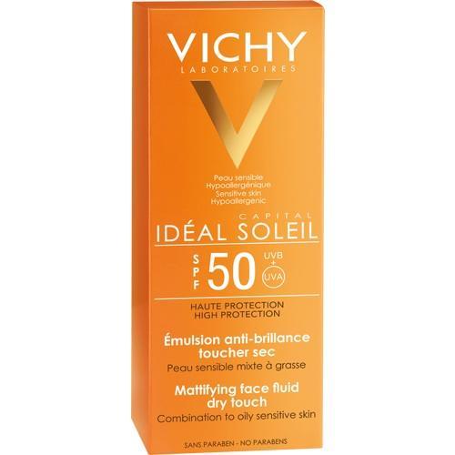 vichy capital soleil sonnen fluid lsf 50 50 ml vichy. Black Bedroom Furniture Sets. Home Design Ideas