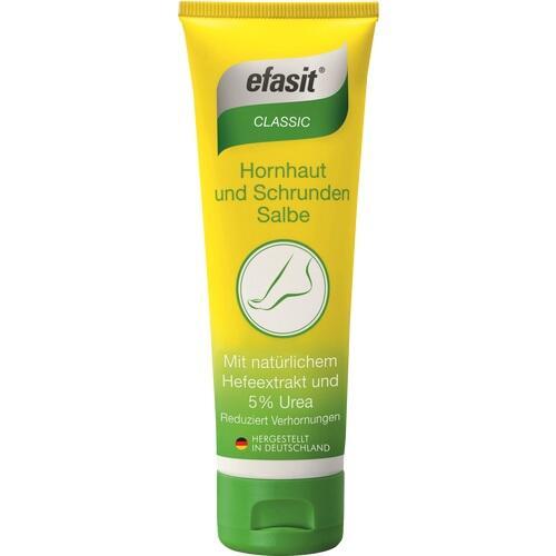 EFASIT CLASSIC Hornhaut und Schrunden Salbe