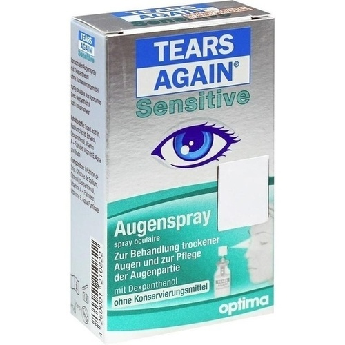 TEARS Again Sensitive Augenspray