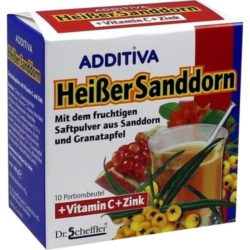 ADDITIVA heißer Sanddorn Pulver