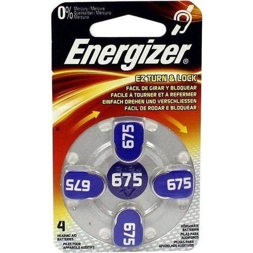 ENERGIZER Hörgerätebatterie 675
