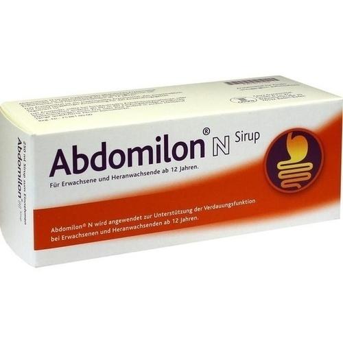 ABDOMILON N Sirup