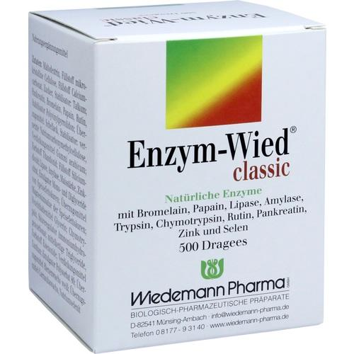 ENZYM WIED classic Dragees