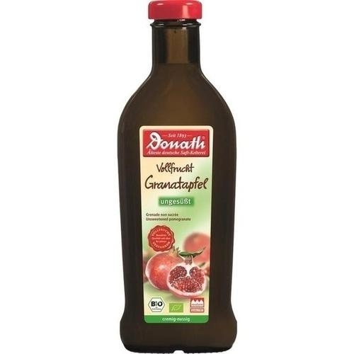 DONATH Vollfrucht Granatapfel ungesüßt Bio 500 ml