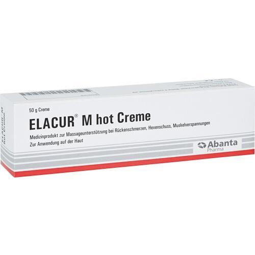 ELACUR M hot Creme