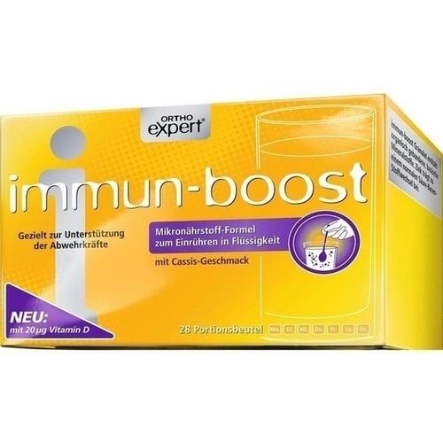 IMMUN-BOOST Orthoexpert Trinkgranulat