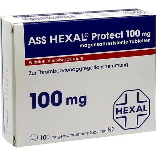 ass hexal protect 100 mg magensaftres tabletten 100 st. Black Bedroom Furniture Sets. Home Design Ideas
