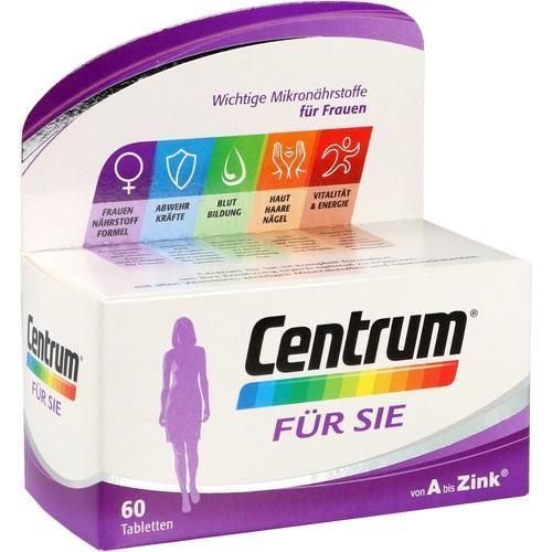 CENTRUM für Sie Caplette