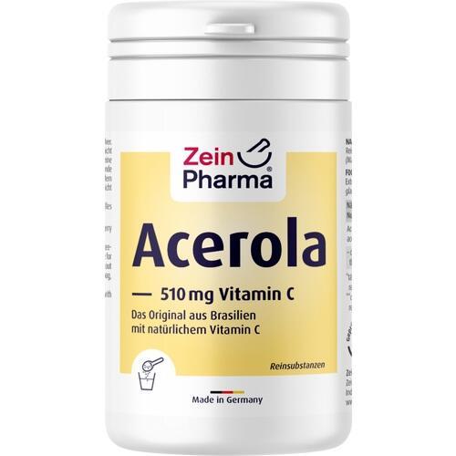 ACEROLA PUR Pulver mit Vitamin C