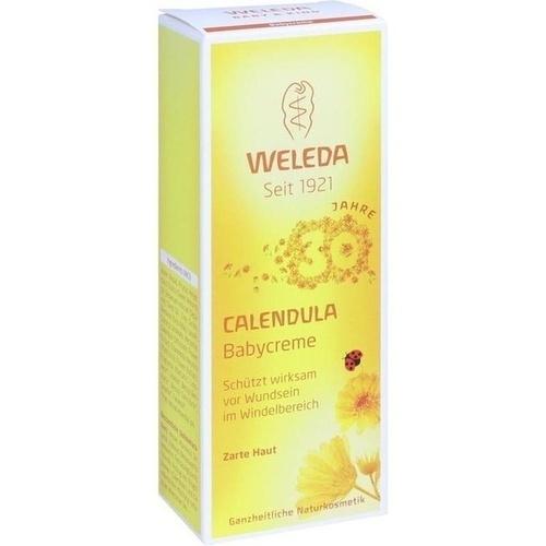 WELEDA Calendula Babycreme classic