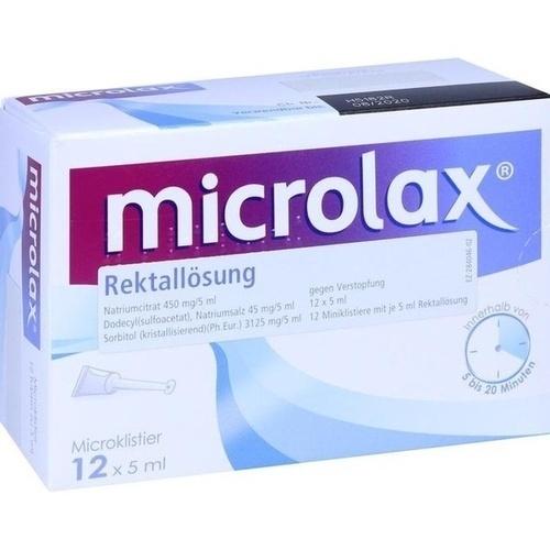 MICROLAX Klistiere