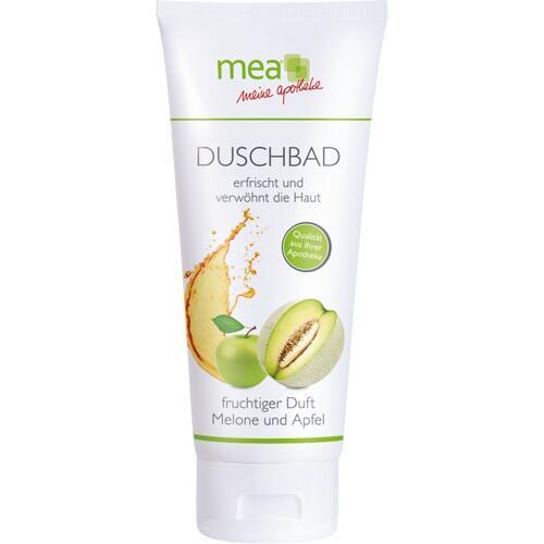 MEA samtweich Duschbad mit fruchtigem Duft