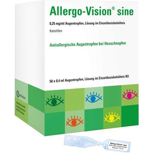 ALLERGO-VISION sine 0,25 mg/ml AT im Einzeldo.beh.