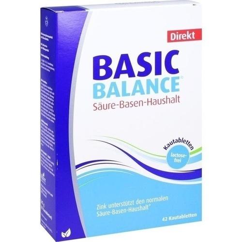 BASIC BALANCE Direkt Kautabletten