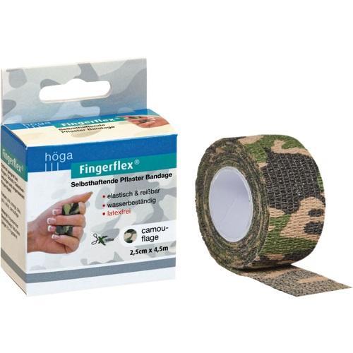 FINGERFLEX 2,5 cmx4,5 m camouflage latexfrei