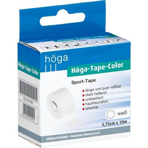 HÖGA-TAPE Color 3,75 cmx10 m weiß