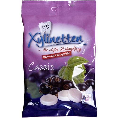 XYLINETTEN Cassis Bonbons
