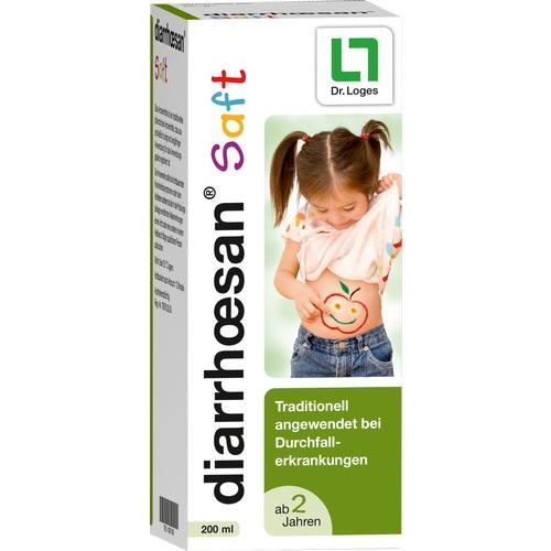 Adstringierende Ernährung für Kinder mit Durchfall