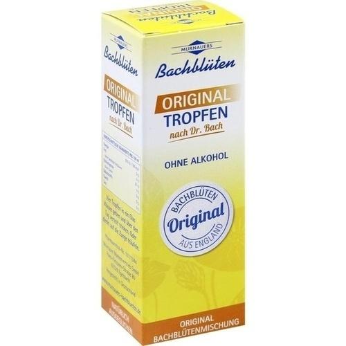 BACHBLÜTEN Original Tropfen ohne Alkohol n.Dr.Bach