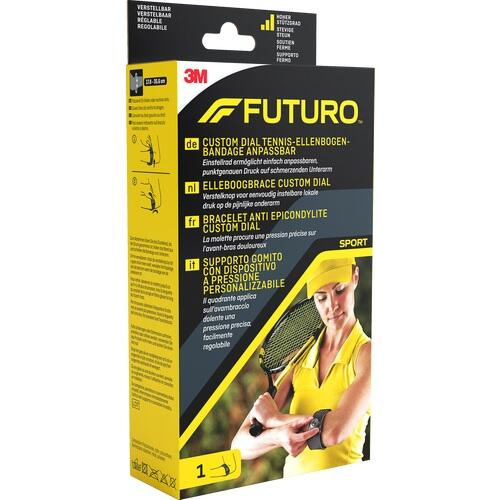 3M Medica Zweigniederlassung 3M Deutschland GmbH FUTURO CustomDial Tennisellenbogenband.alle Größen 1 St 45980DAB