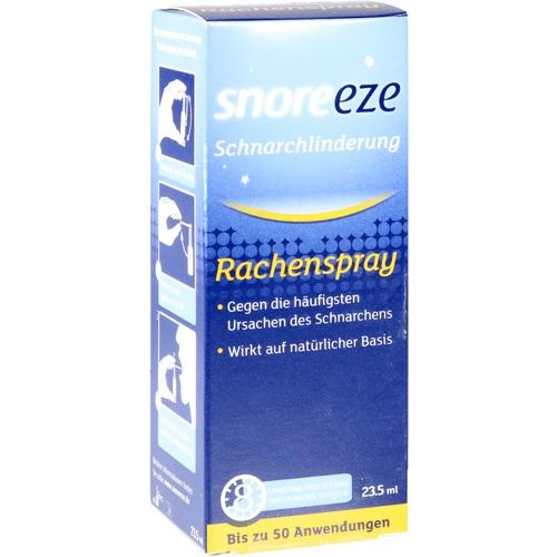 SNOREEZE Schnarchlinderung Rachenspray