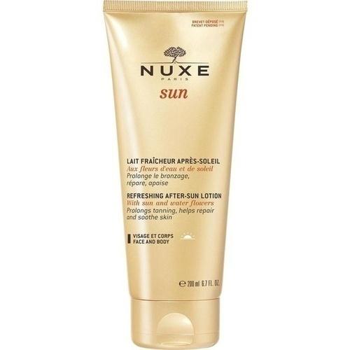 NUXE Sun Erfrischende After-Sun Milch Gesicht und Körper