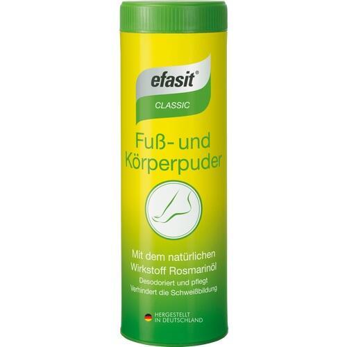 EFASIT CLASSIC Fuß- und Körperpuder