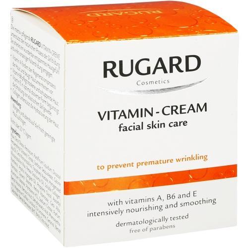 RUGARD Vitamin Creme Gesichtspflege