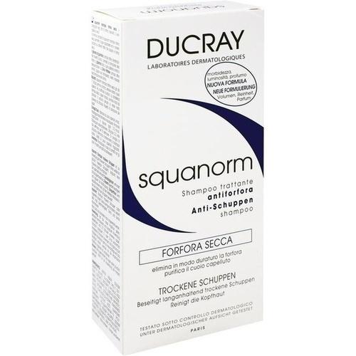 DUCRAY SQUANORM trockene Schuppen Shampoo