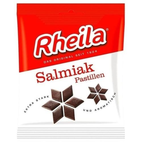 RHEILA Salmiak Pastillen mit Zucker