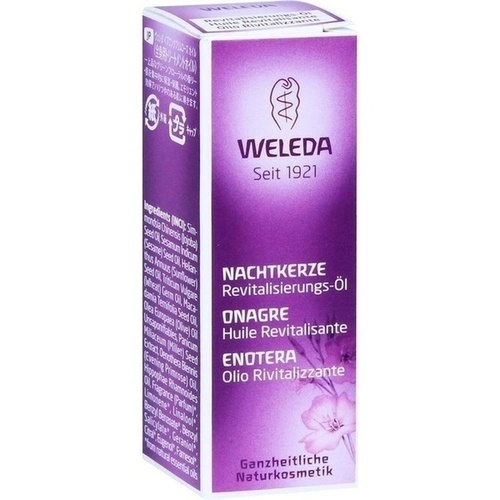 WELEDA Nachtkerze Revitalisierungs-Öl 10 ml