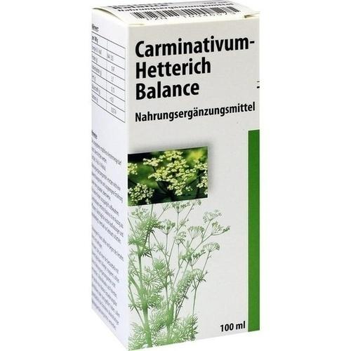 Teofarma s.r.l. CARMINATIVUM Hetterich Balance Tropfen z.Einnehmen 100 ml 10346573