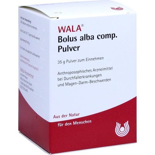 BOLUS ALBA comp.Pulver