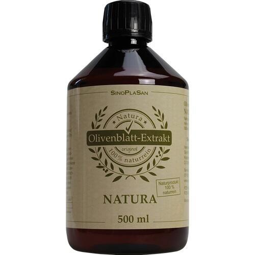 OLIVENBLATT-Extrakt NATURA 100% naturrein pur